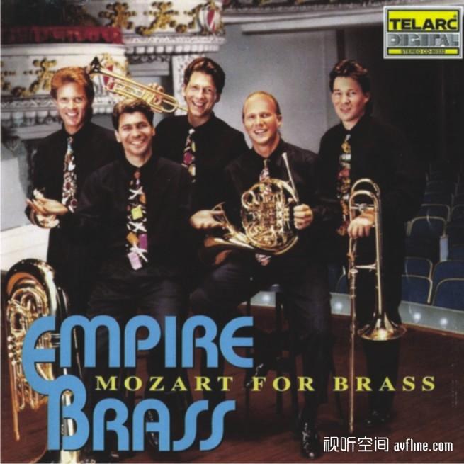帝国铜管五重奏:铜管莫扎特